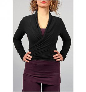 Amba Shoulder Wrap (black)