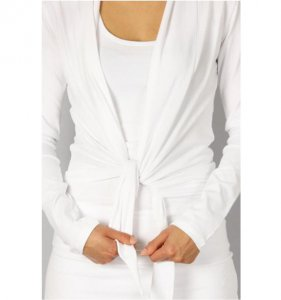 Amba Shoulder Wrap (white)