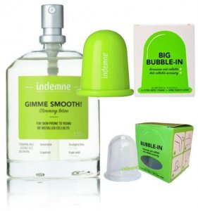 Anti-cellulite Gimme Smooth Slimming Lotion + Bubble-in (10% voordeelpacks)