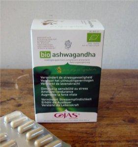 Ashwaganda bio (capsules)