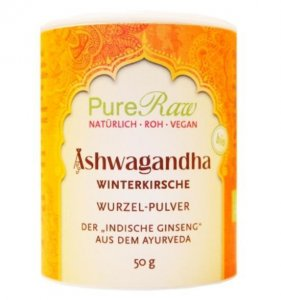 Ashwaganda bio (poeder)