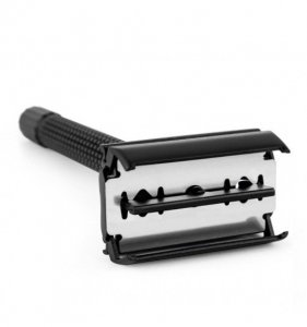 Double edge safety razor Butterfly scheermes
