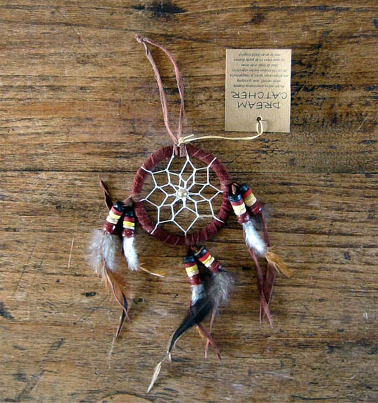 Dream catcher (brown)
