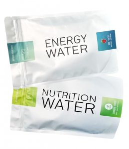 Energy Water VEGAN + Nutrition Water VEGAN