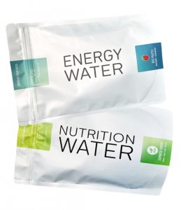 Energy Water (Red fruits) 200 grams