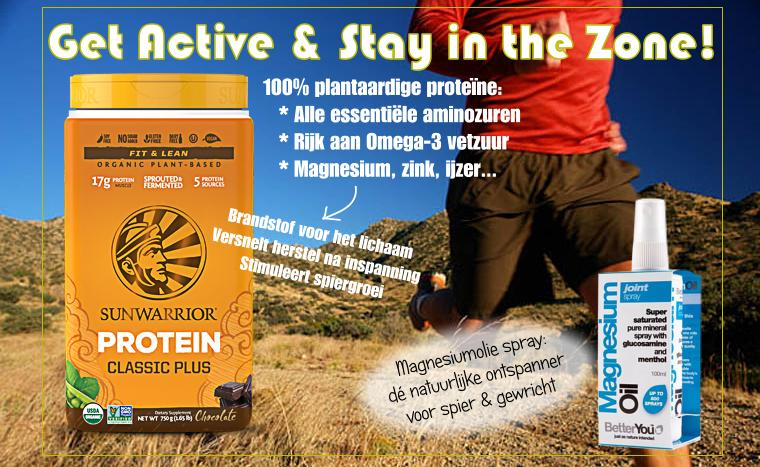 Get active and Stay in the Zone!
