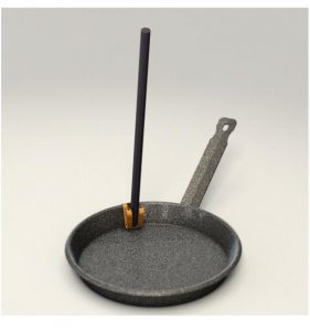 Incense pan Rustic (copper)