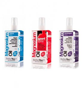 Magnesium olie Spray set Athletic