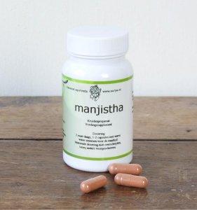 Manjistha (Rubia cordifolia) 60 capsules
