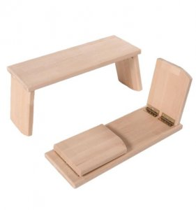 Meditation bench Travel (19 or 21 cm)