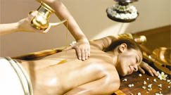 Ayurvedic body care