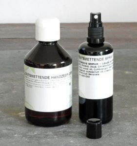Natural desinfectant (spray / handsoap)