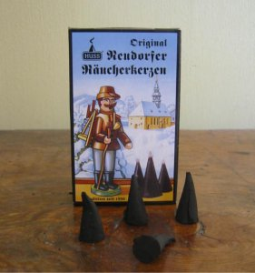 Original Neudorfer incense cones frankincense (different sizes)