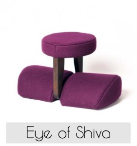 Seating stool i-om (different colors)