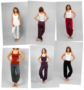 Sohang Outfit (pants + top)