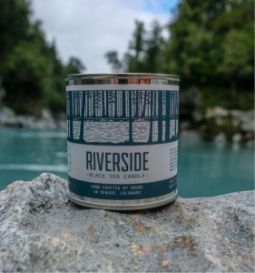 Soy scented candles The outdoors (4 scents)