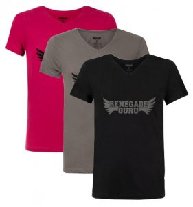 T shirt Moksha Gents (assorted colors)