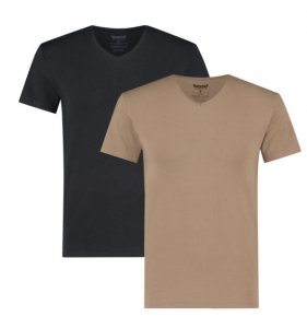 T shirt Moksha Zen Plain Gents (assorted colors)