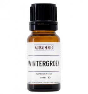 Wintergreen essential oil (10 and 30ml)