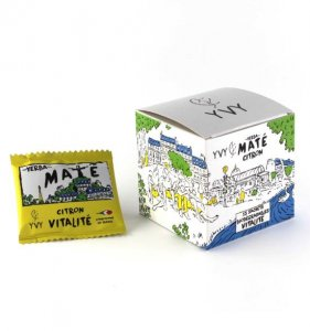 Yerba mate lemon (15 tea bags)