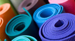 Yoga, Pilates & Fitness Matten