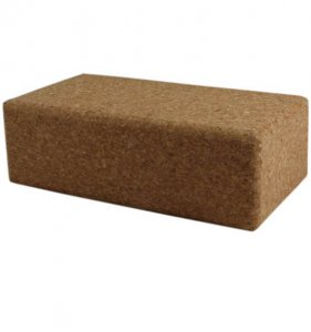 Yoga brick cork (different sizes)